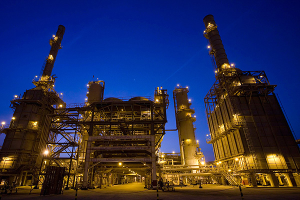 MAINTENANCE FOR ARAMCO RAS TANURA REFINERY