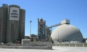 ash groove cement